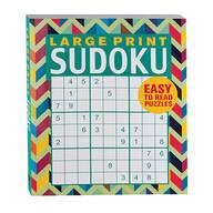 Large Print Sudoku Book