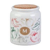 Personalized Farmers Market Salsa Spice Holder