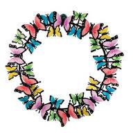 "14"" Metal Butterflies Wreath by Maple Lane Creations™"