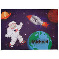 Personalized Lighted Astronaut LED Canvas