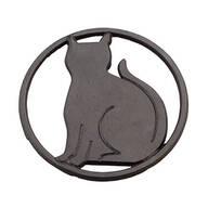Black Cat Trivet