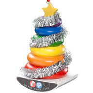 Dept. 56® Fisher-Price Rock-a-Stack Ornament
