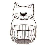 Black Cat Fruit Basket