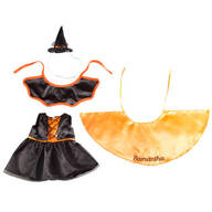 Personalized Big Sister Halloween Dress