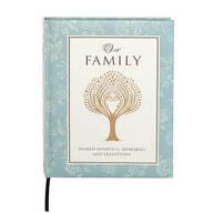 Our Family Personal Memoir Book