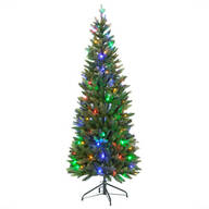 6-Foot Pre-Lit Frasier Tree by Holiday Peak™