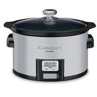 Cuisinart® 3.5-Qt. Programmable Slow Cooker