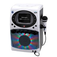 Karaoke Night Karaoke Machine with LED Light Show & Monitor