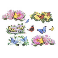Butterfly Garage Door Magnets