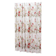 Ruby Meadow Shower Curtain by OakRidge™
