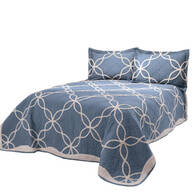 The Sophie Quilt with Chenille Tufting by OakRidge™