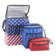 Americana Cooler Bags, Set of 3