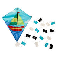 Personalized Sailboat Kite