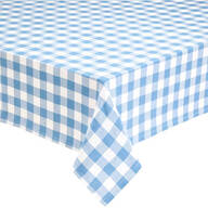 100% Cotton Gingham Tablecloth