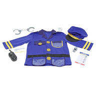 Melissa & Doug® Personalized Police Officer Costume Set