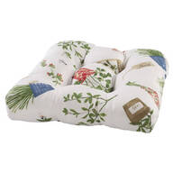 Potted Herbs Chair Pad by OakRidge®