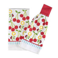 Summer Cherries Kitchen Towel Set