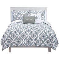 Melody Collection 5-Piece Quilt Set