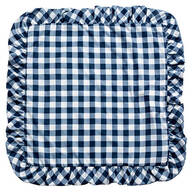 "18"" Gingham Pillow Shell"
