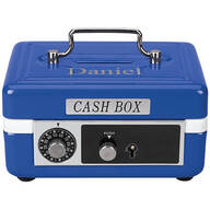 Personalized Children's Cash Box