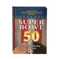 Super Bowl 50 Classic Collection of Trivia Book