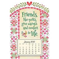 Mini Magnetic Quilts Calendar