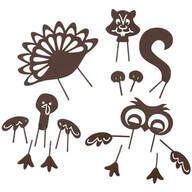Metal Gourd Decorators by Maple Lane Creations™, Set of 3
