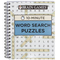 Brain Games® 10-Minute Word Search