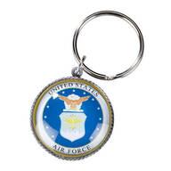 Military Service Keychain