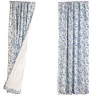 The Savannah Energy Saving Curtains by OakRidge™