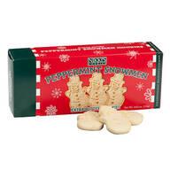Extra Buttery Peppermint Snowmen Cookies