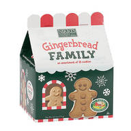 Gingerbread Family Box