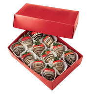 Chocolate Covered Strawberries, 12 Count