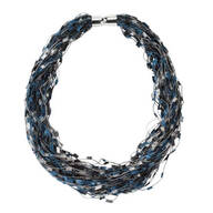 Confetti Necklace with Magnetic Clasp