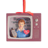 I Love Lucy® Vitameatavegamin TV Ornament