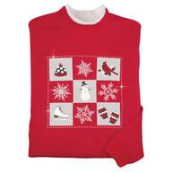 Winter Icons Sweatshirt