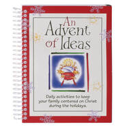 """An Advent of Ideas"" Daily Activity Book"