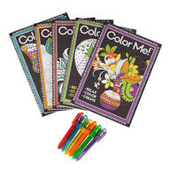 Color Me™ Value Set Coloring Books, Set of 5
