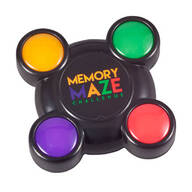 Memory Maze Challenge Hand Held Game