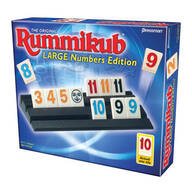 Rummikub® Large Numbers Edition Game