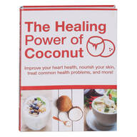 """""""The Healing Power of Coconut"""" Book"""