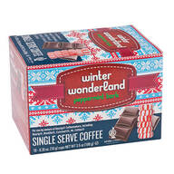 Peppermint Bark Single Serve Coffee, Set of 10