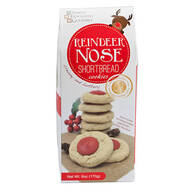 Reindeer Nose Cookies