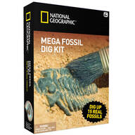 National Geographic™ Mega Fossil Dig Kit