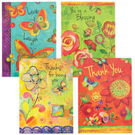Thank You Cards, Set of 12