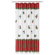 Holly Shower Curtain Set