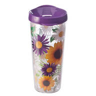 Tritan™ 22-oz. Insulated Tumbler, Floral