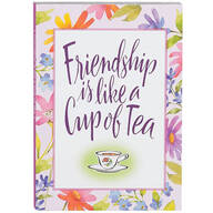 """Friendship is Like a Cup of Tea"" Book"