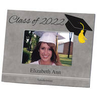 Personalized 2019 Graduation Photo Frame – Horizontal