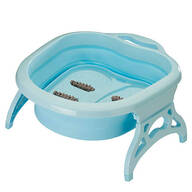 Collapsible Foot Spa with Massager